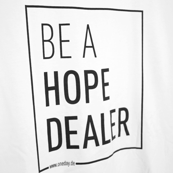 Be A Hope Dealer Men Oneday Ev