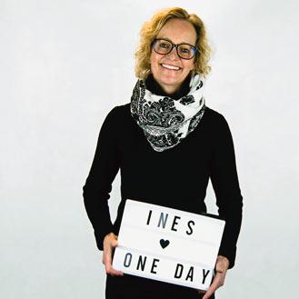one day, Ines zum hebel, aschaffenburg, verein