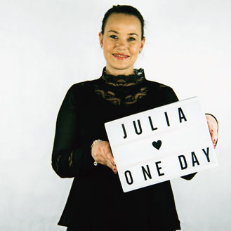 one day, julia buth, aschaffenburg, verein