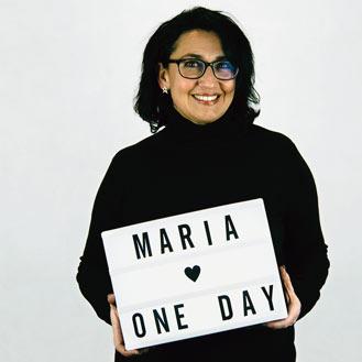 one day, maria fernandez, aschaffenburg, verein